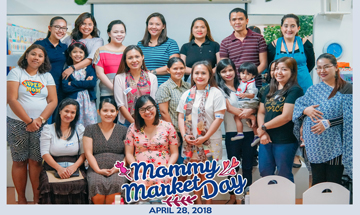 KidsAcademy International Mommy Market Day